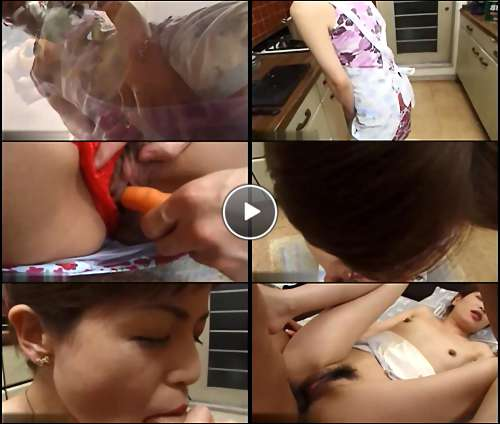 naughty bath housewife in video